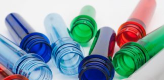 EcoBlue's recycled PET range includes high IV rPET, which is suitable for PET Bottle application and Amorphous rPET under specified use conditions Photo Shutterstock via EcoBlue marketing
