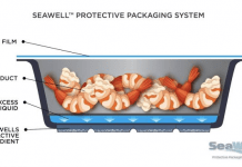 Aptar Food + Beverage launches SEAWELL protective packaging for sea-to-table food products Image Aotar F+B via internet