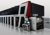 The new Bobst Expert RS 6003 gravure press Photo Bobst