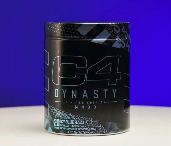 McDowell Label, Texas, USA, were not only winners in the Heat-shrink TD Sleeve category, but also as the 'Best in Show' for their labels on containers for Cellucor's special 10th anniversary limited edition of C4 Dynasty pre-workout energy supplement.
