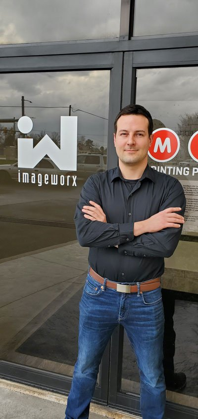 Jeff Toepfer of Imageworx Photo Miraclon