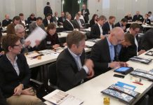 BVDM's last congress on digital printing before the Covid-19 pandemic. Photo: IPP | German printers