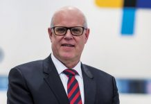 Rainer Hundsdorfer, chief executive officer, Heidelberg