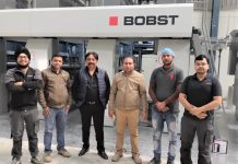 Arihant Technopack Bobst gravure press