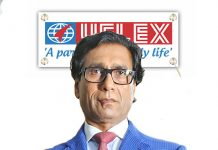 Ashok Chaturvedi chairman and managing director of UFlex Photo UFlex