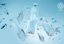 Sidel's rPET Nuuk design inspired by the chunkiness and clarity of ice Image Sidel