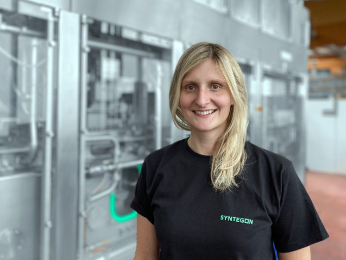 Ilona Junker Syntegon|Making liquid and viscous food packaging more sustainable