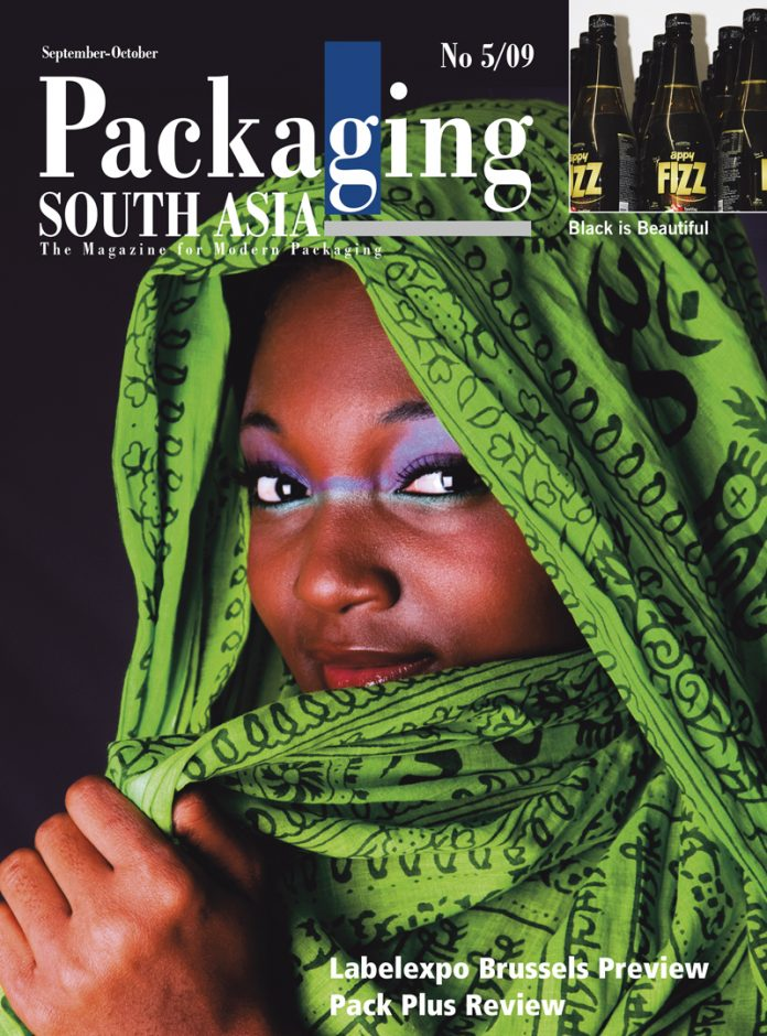 The September-October 2009 issue of Packaging South Asia was one of our first issues that took on racialism and colorism in both society and packaging