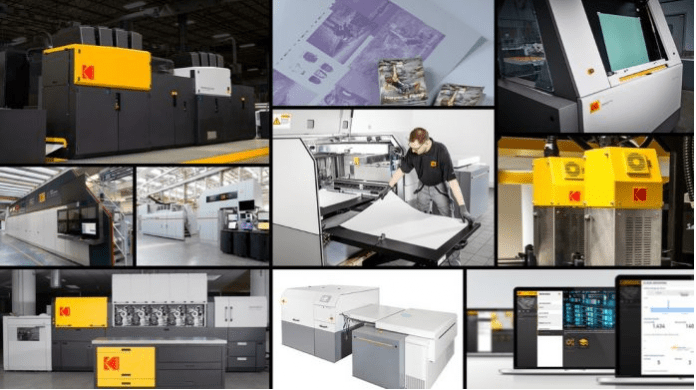 Kodak at virtual drupa 2021