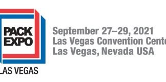 The Pack Expo will take place in September at Las Vegas Convention Center