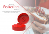 Aptar's PolkaLite Closure paired with SimpliCycle Valve Technology