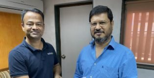 Murad Kalal and Nitin Patil of Numex