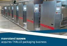 Manroland Goss acquires Thallo packaging business