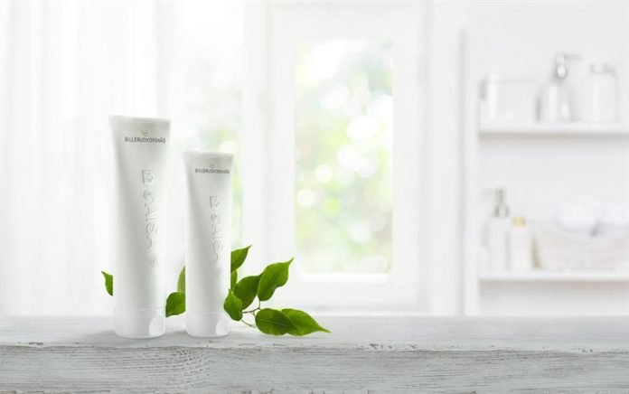 BillerudKorsnäs and Aisa have launched paper tubes using FibreForm that have an outstanding user experience Photo BillerudKorsnäs