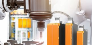 The new Acopos P3 servo drive variant is ideally suited for machines with fast rotating axes
