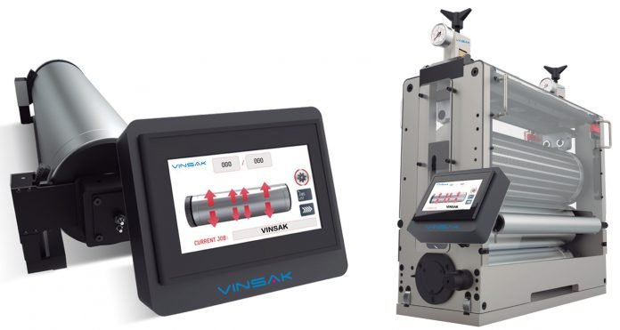 Vinsak launches the E-Diff system for narrow web presses for the production of labels