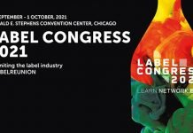 Label Congress 2021 being organized by Labelexpo Global Series