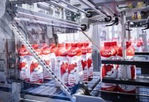Covap's first complete aseptic PET line from Sidel
