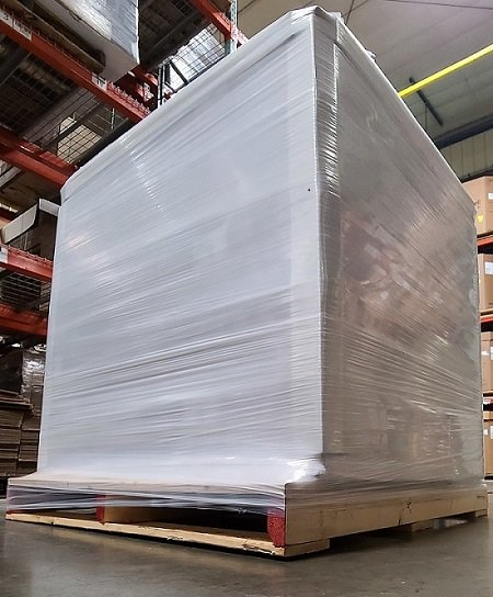 Cortec's Eco Wrap for Greener packaging solution