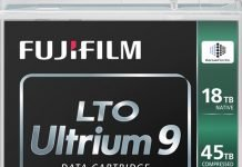 Fujifilm India released the LTO Ultrium9 data tape cartridge in the country on 8 September 2021