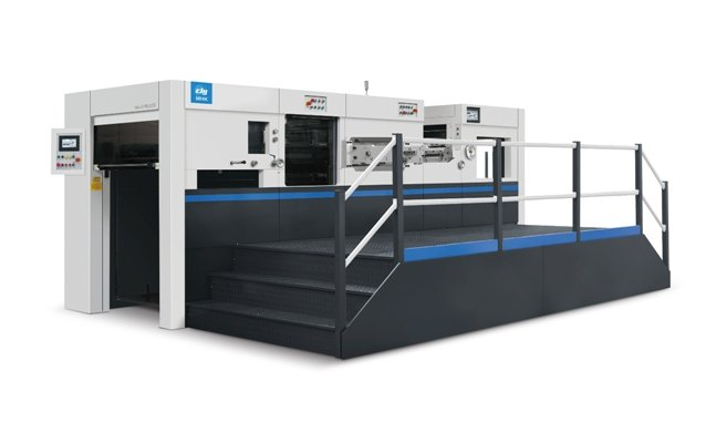 Robus India's Automatic Die Cutting Machine MHK -1050CE installed at RKMB Packaging