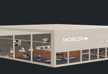 Mosca's intralogistics showroom is available now