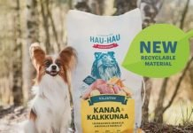 Mondi is launching a reclosable and recyclable packaging solution for leading Finnish brand Hau-Hau Champion